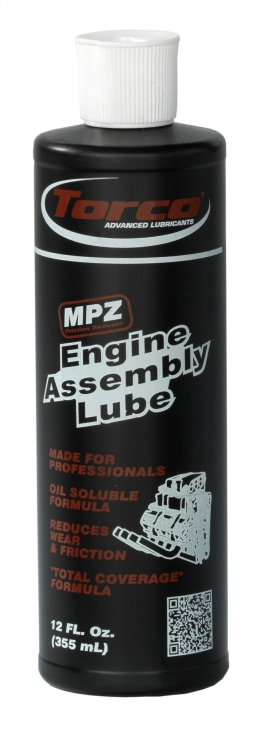 MPZ Engine Assembly Lube 12oz